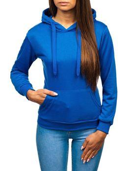 Bluza damska błękitna Denley WB11001