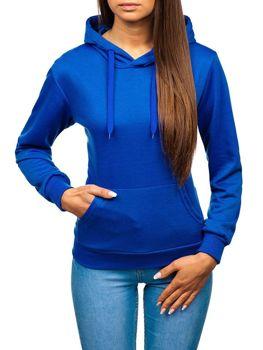 Bluza damska niebieska Denley WB11001