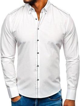 da01d9f995e9e3 Koszule z długim rekawem męskie - Wiosna Lato 2019 l Denley.pl
