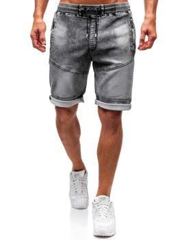 36ce2e7b7a15 Krótkie spodenki jeansowe męskie - Wiosna Lato 2019 l Denley.pl