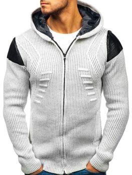 Sweter męski ecru Denley 20009
