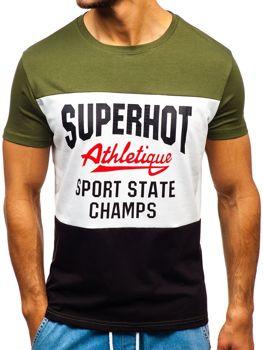 39f615056be760 T-shirty męskie - koszulki dla mężczyzn - Wiosna Lato 2019 l Denley.pl