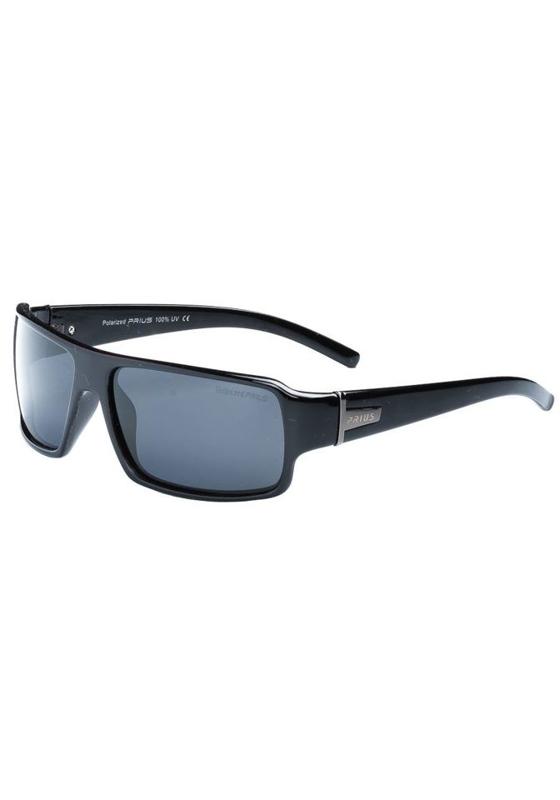 Okulary przeciwsłoneczne polaryzacyjne czarne Denley PLS225B
