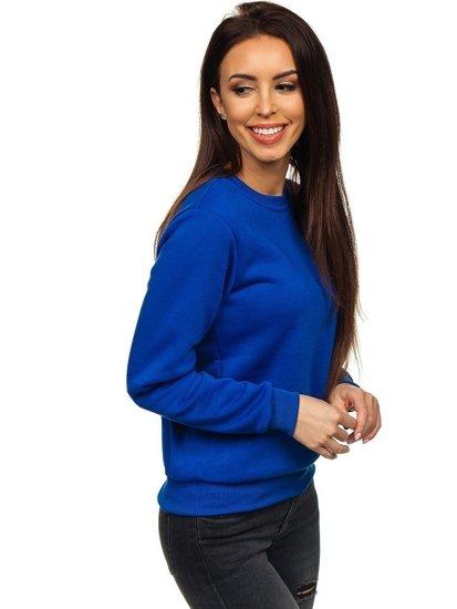 Bluza damska kobaltowa Denley W01
