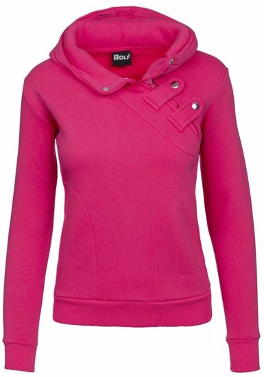 Bluza damska różowa Bolf 15S