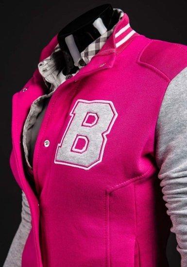 Bluza damska różowa Bolf 19