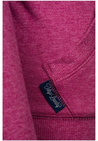 Bluza damska różowa Denley 6993