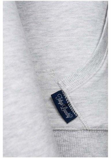Bluza damska szara Denley 6993