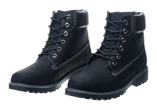 Buty męskie czarne Denley 01A