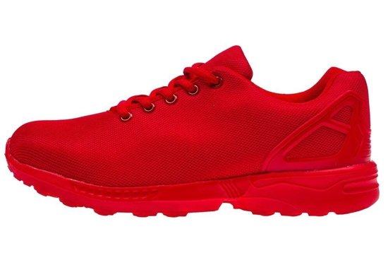 Buty męskie sportowe czerwony Denley 1565