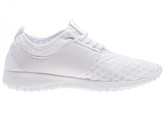 Buty sportowe męskie białe Denley 6N24