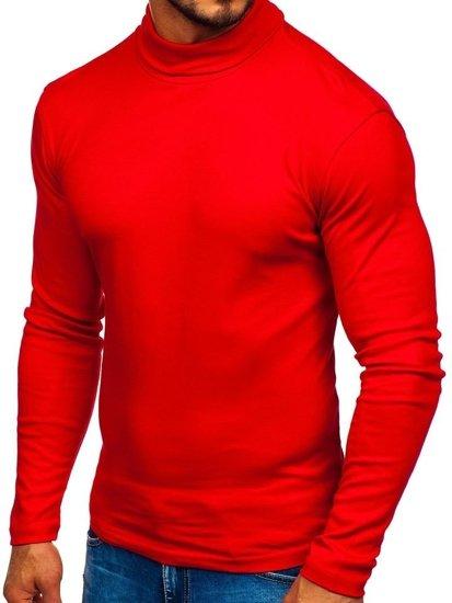 Golf męski basic czerwony Denley 145347