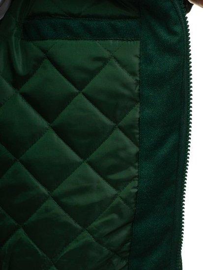 Kurtka męska przejściowa zielona Denley k18