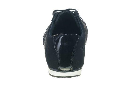 Półbuty męskie czarne Denley 603Z