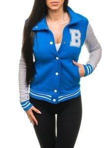 Bluza damska niebieska Bolf 19S
