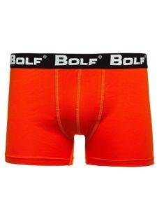 Bokserki męskie pomarańczowe Bolf 0953-3P 3 PACK