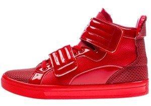 Buty męskie czerwone Denley 3001