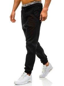 Bluza męska z kapturem antracytowa Bolf 9118